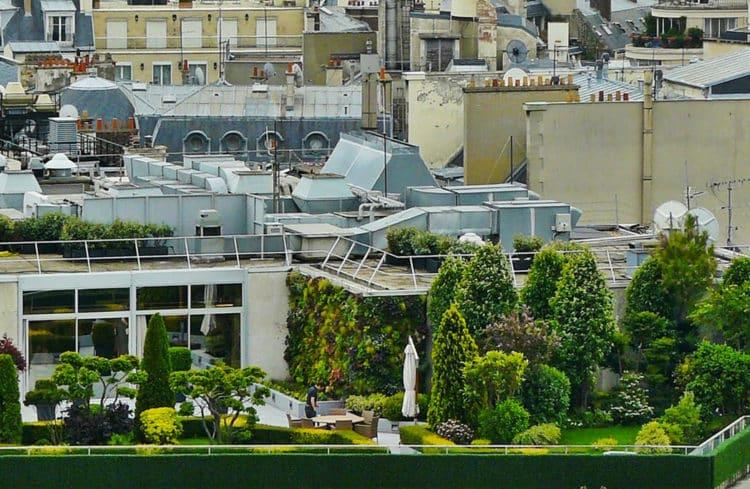 Top 8 des plus beaux toits-terrasses de France