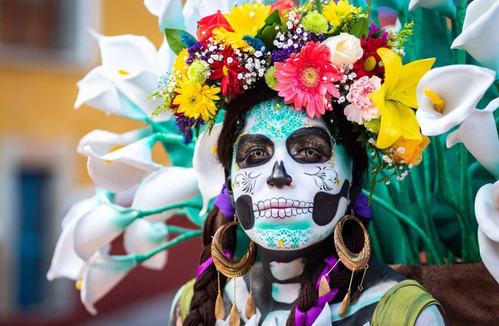 4 façons de célébrer la fête des morts à travers le monde