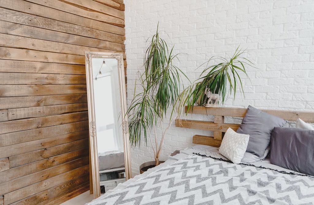 6 idées déco pour faire entrer le bois chez soi
