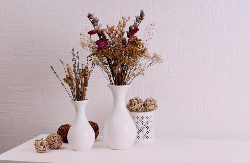 Tendance Déco : les plantes et fleurs séchées