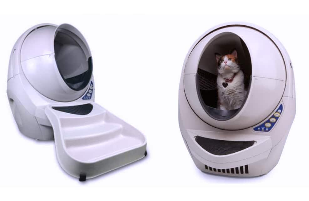 Consumer electronic show 2017 ce qu 39 il ne fallait pas manquer depuis mon hamac - Litiere chat autonettoyante pas cher ...