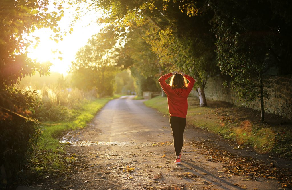 Les bienfaits de la marche pour le corps et l'esprit