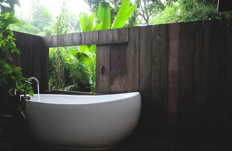 Deco Optez Pour Une Salle De Bain Tropicale Depuis Mon Hamac