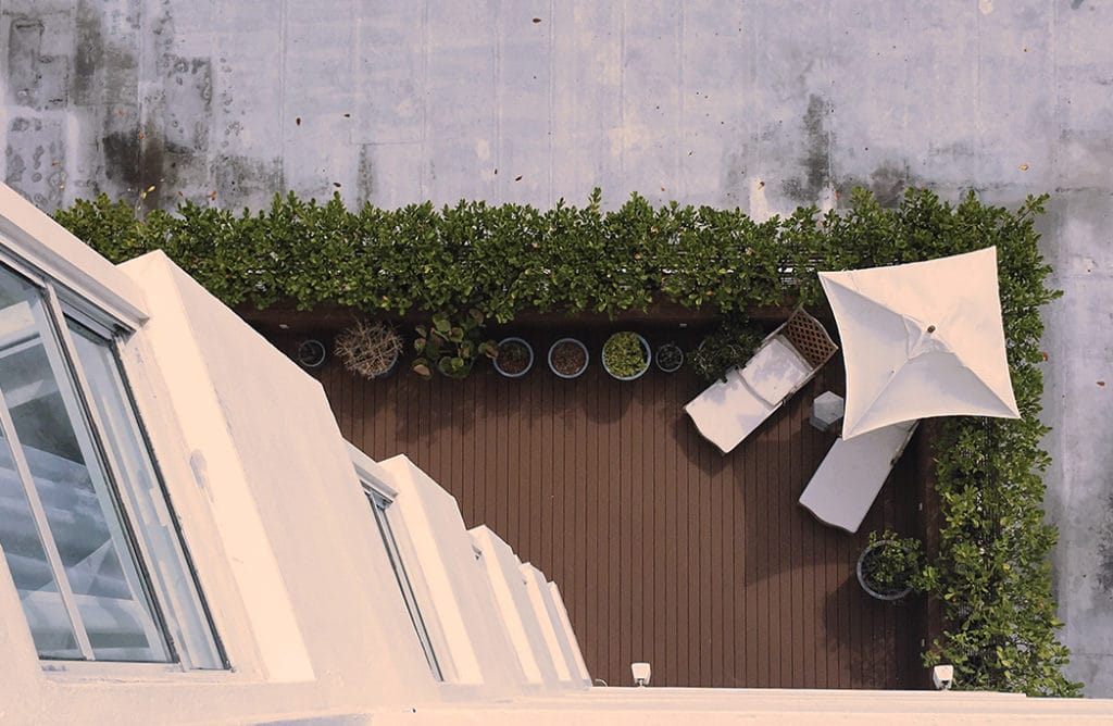 #DECO : Mon jardin terrasse / balcon
