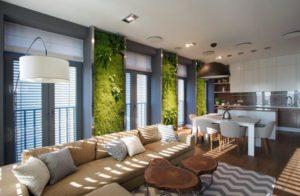 #DECO : Les plus beaux murs végétaux repérés sur Pinterest