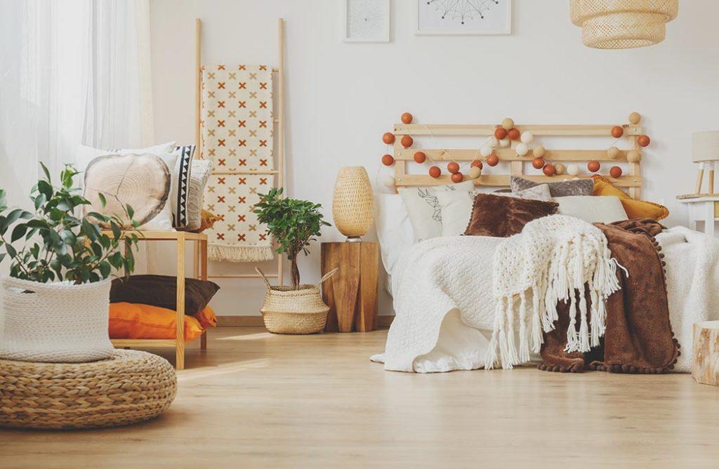 #DECO : Une chambre d'inspiration bohème