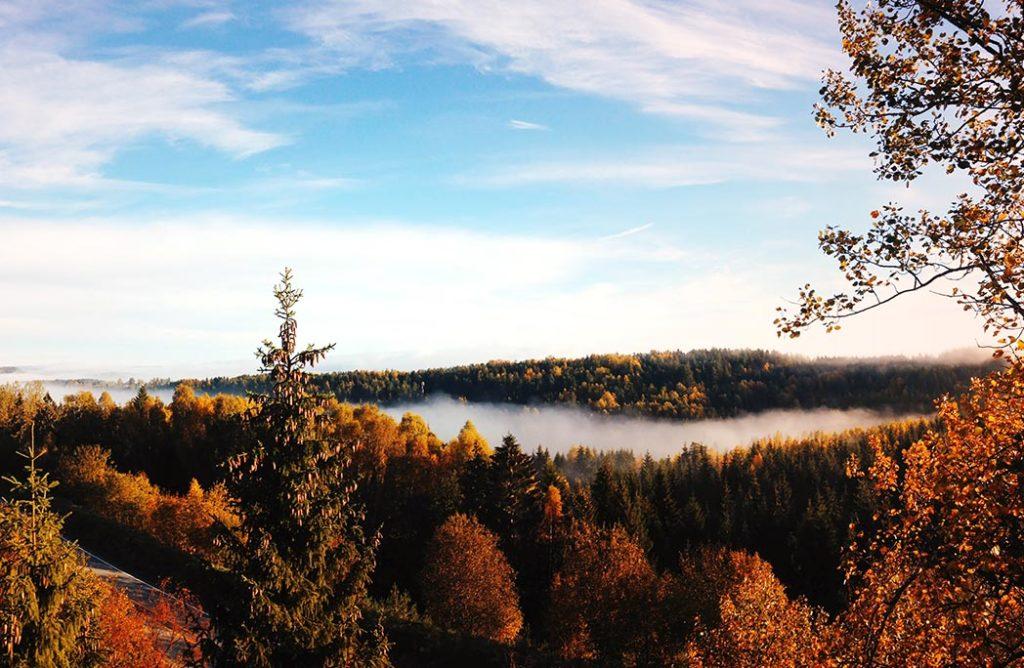 Top 10 des plus beaux paysages d'automne