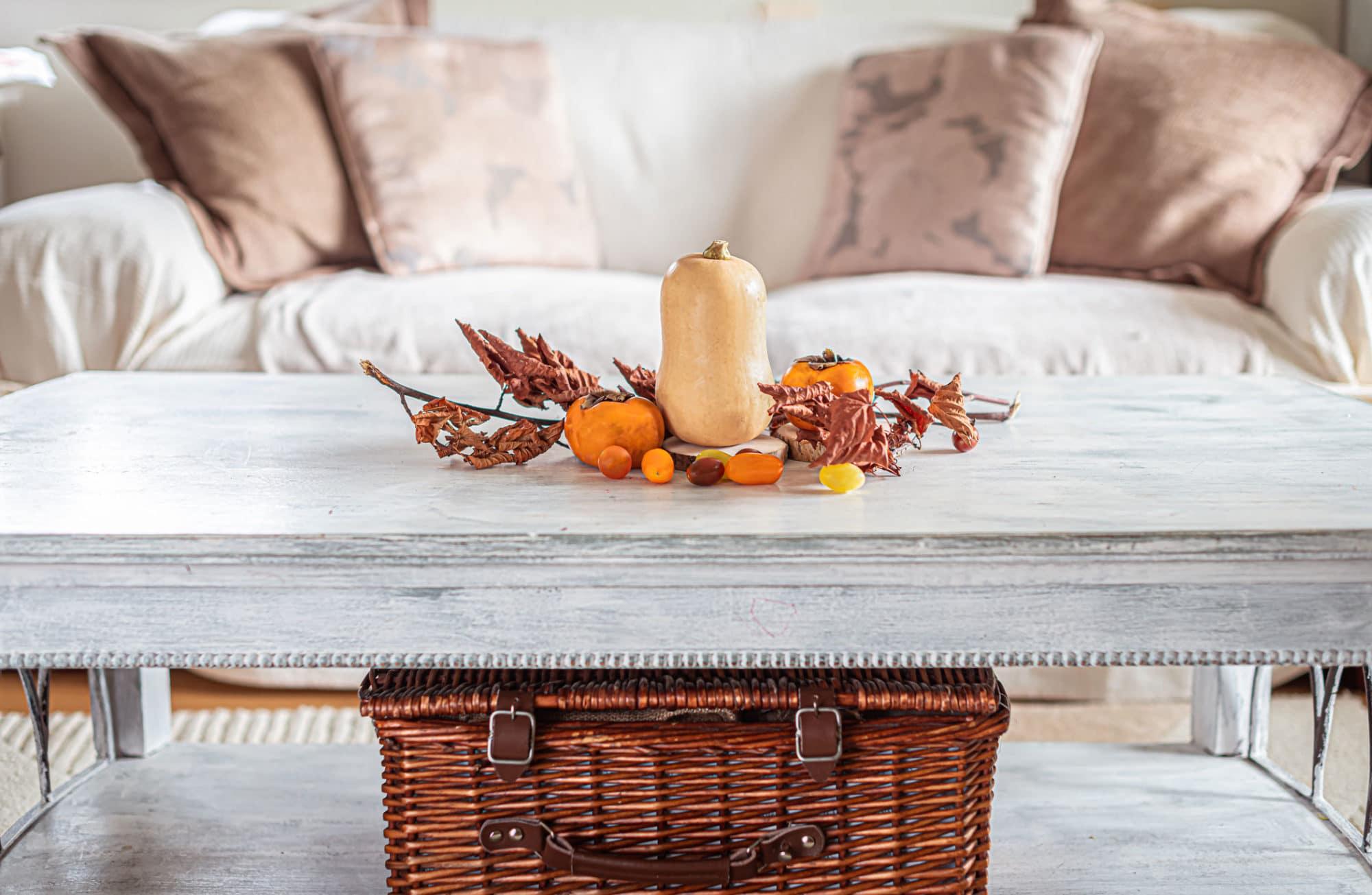8 idées pour une déco d'automne originale