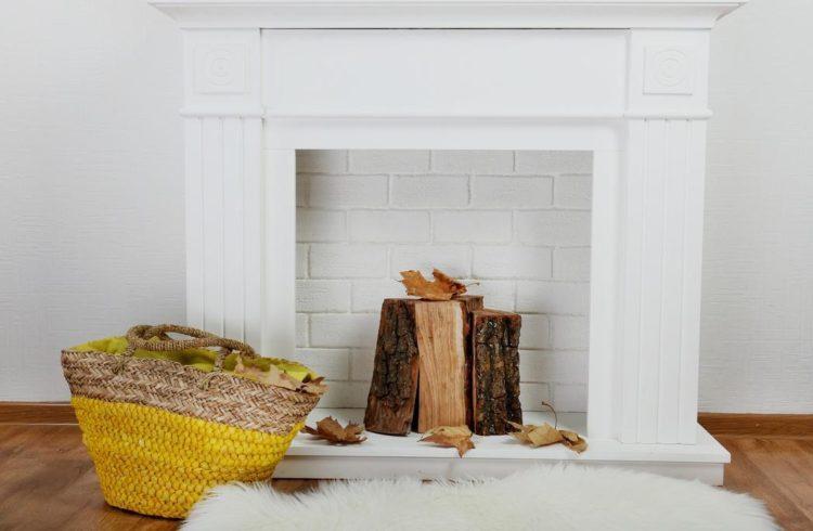 déco ambiance automne avec cheminée
