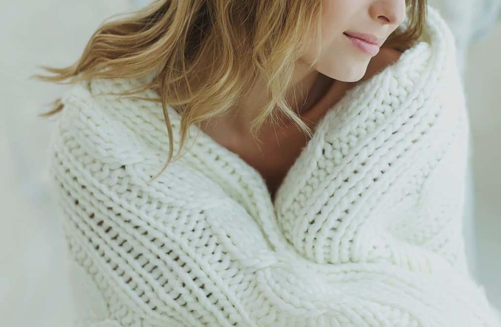 Chouchouter sa peau l'hiver en 7 leçons