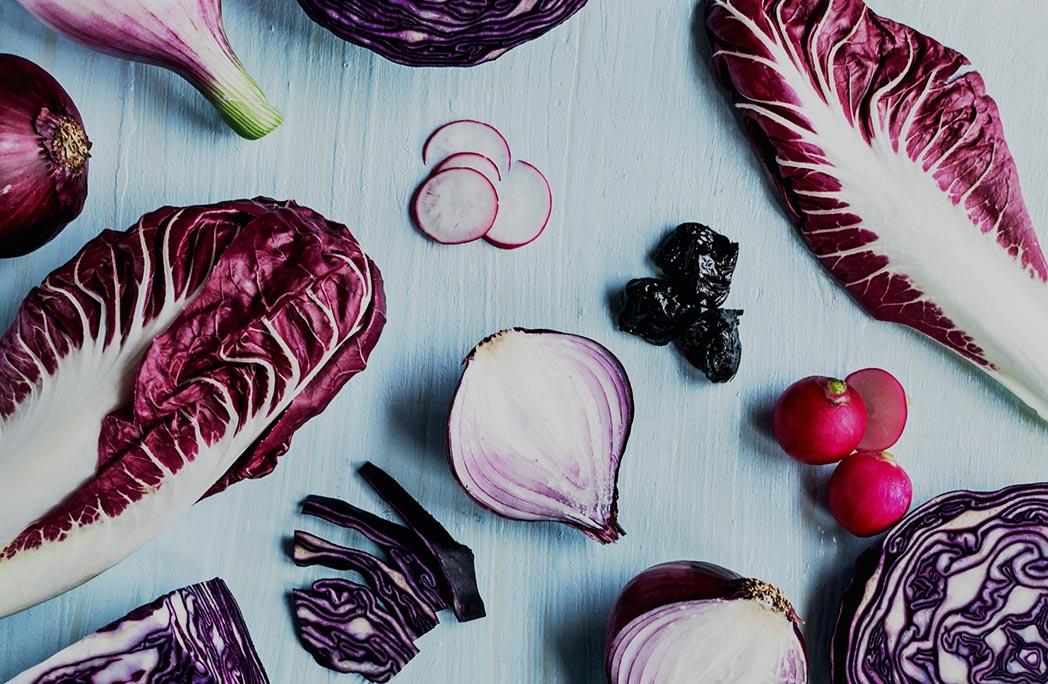 """La """"Purple food"""", nouvelle star de nos assiettes"""