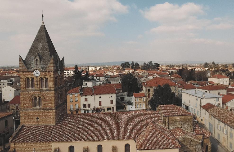 Ville d'Anneyron