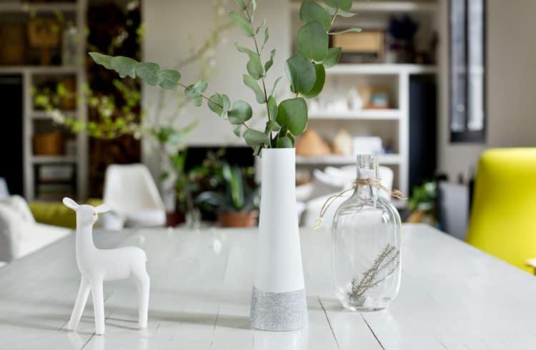 Réalisation finale du vase design
