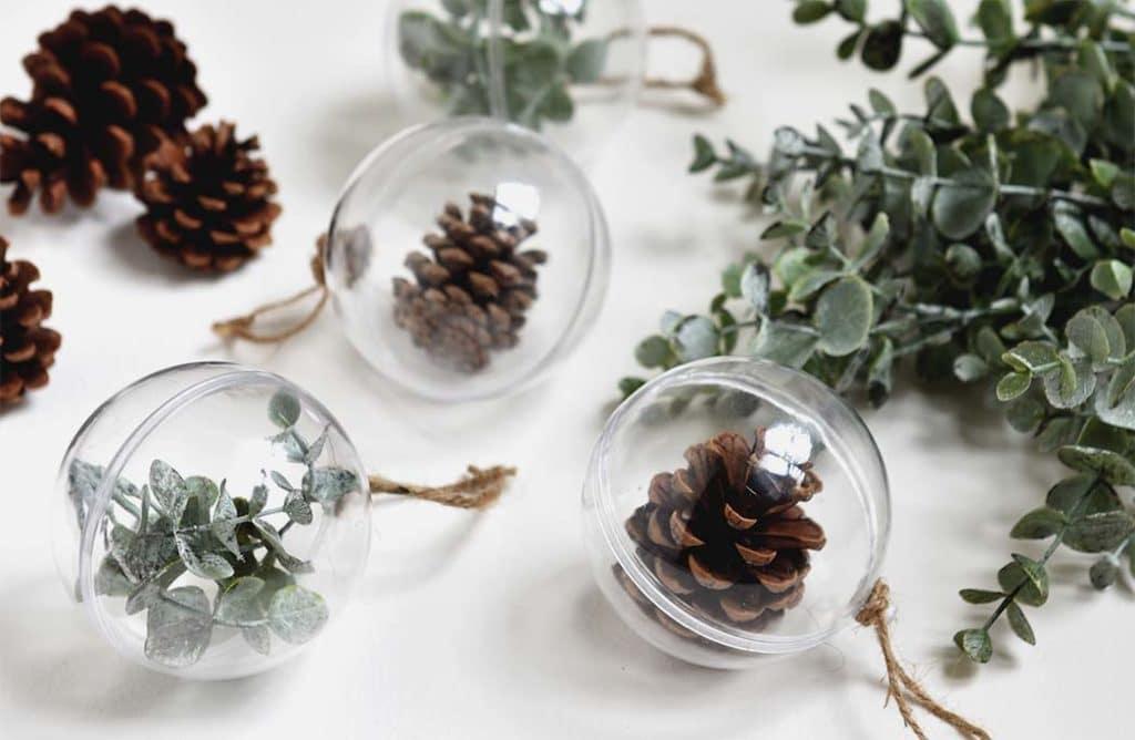 #DIY : Mes boules de Noël