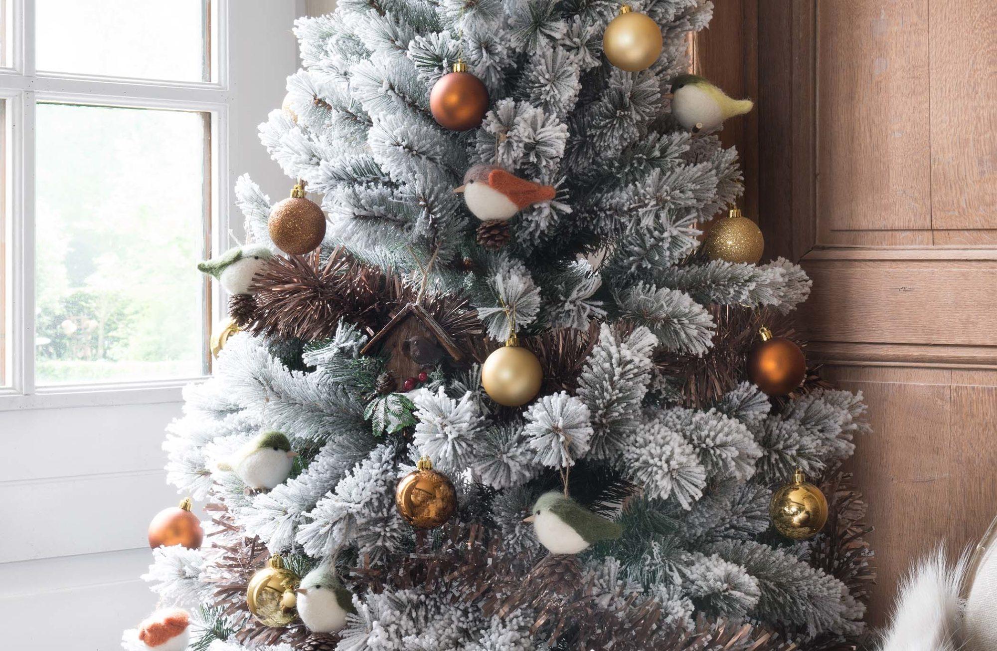 3 tendances pour décorer son sapin de Noël !