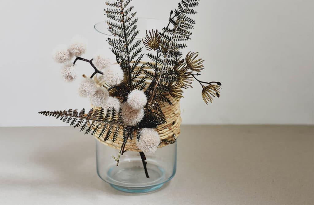 #DIY : Mon vase déco de Noël
