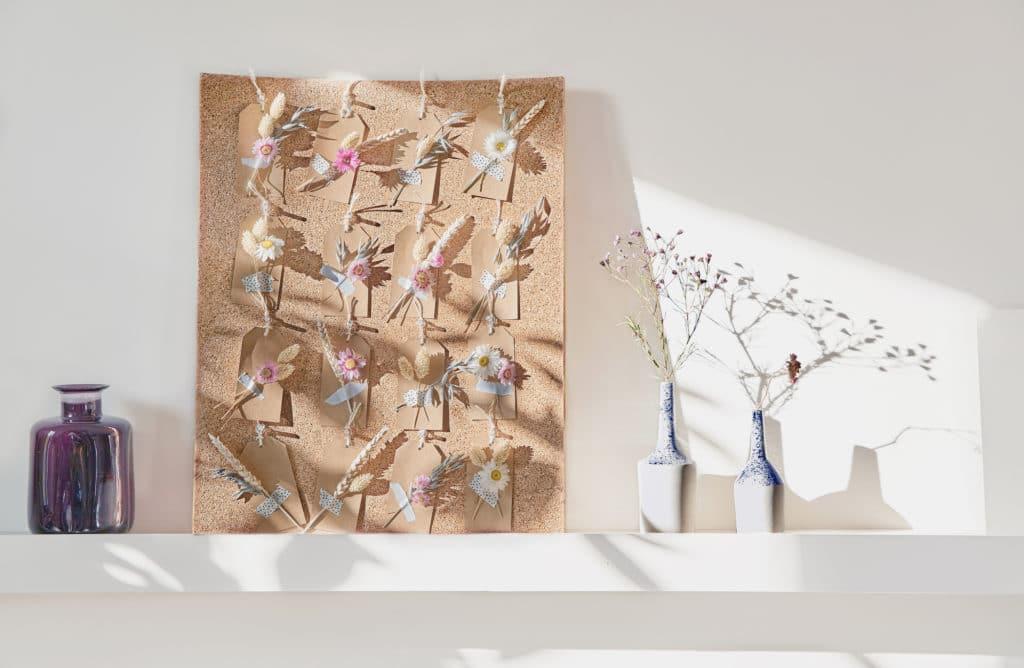 #DIY : Mon calendrier floral