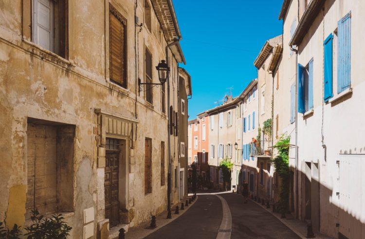 Village de Saint-Saturnin-les-Apt
