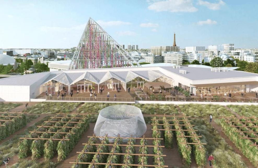 Projet de ferme urbaine à Paris