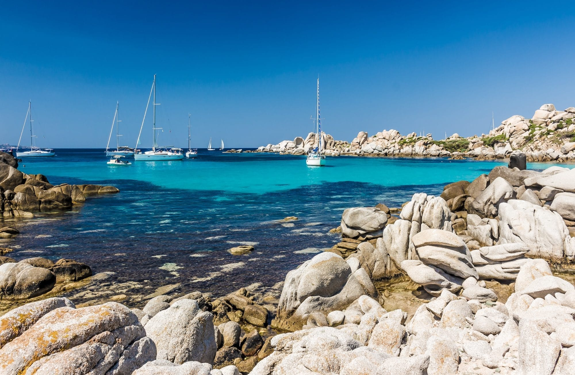 Zoom sur la région Corse