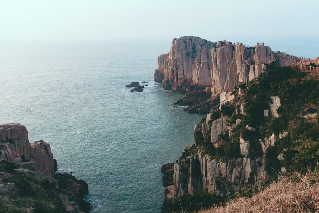 falaise réserves naturelles