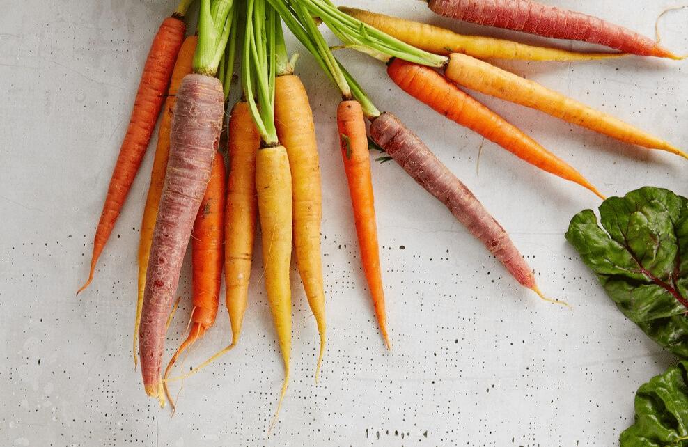 Des carottes