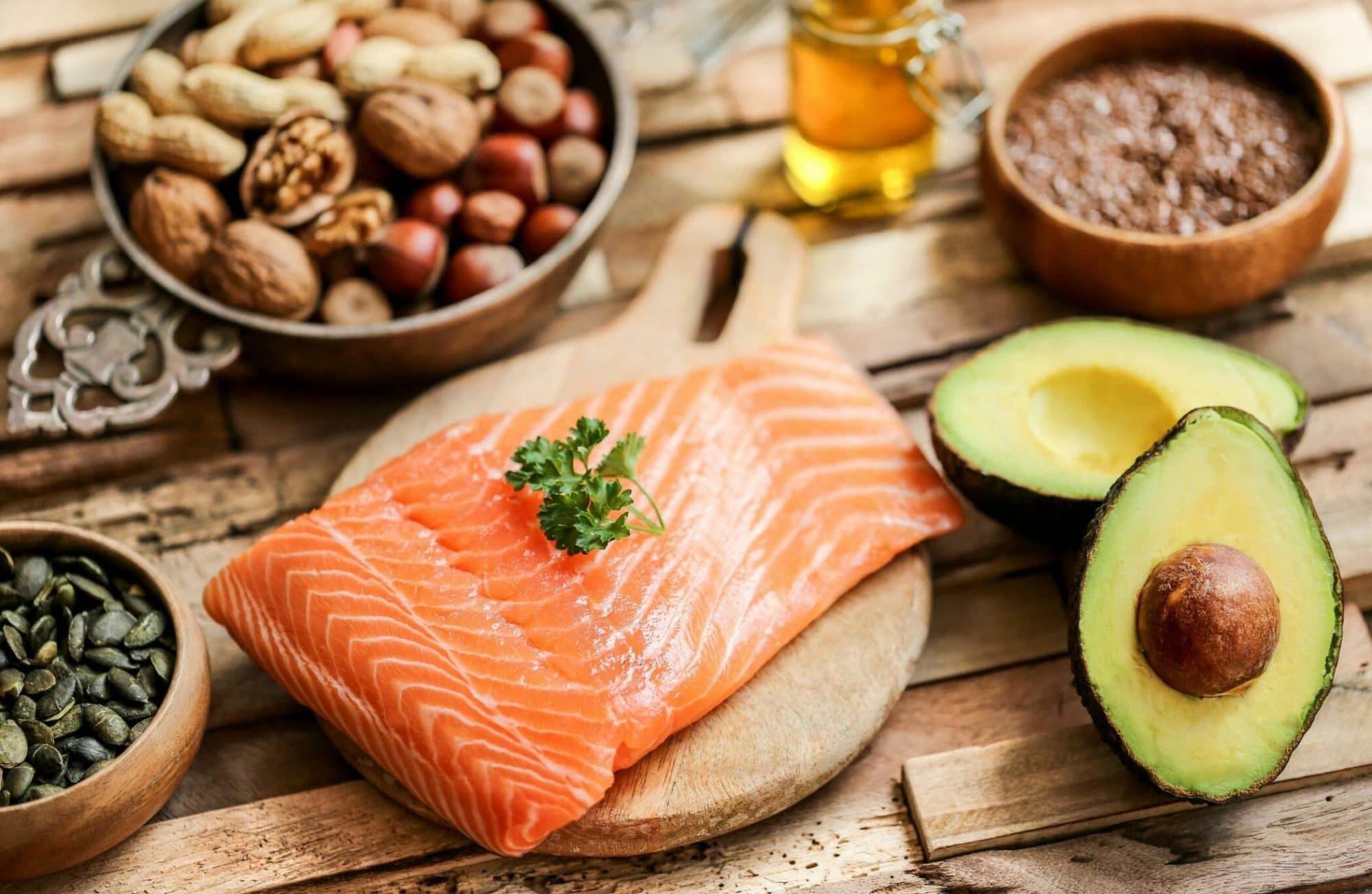 Top 5 des aliments gras qui vous veulent du bien