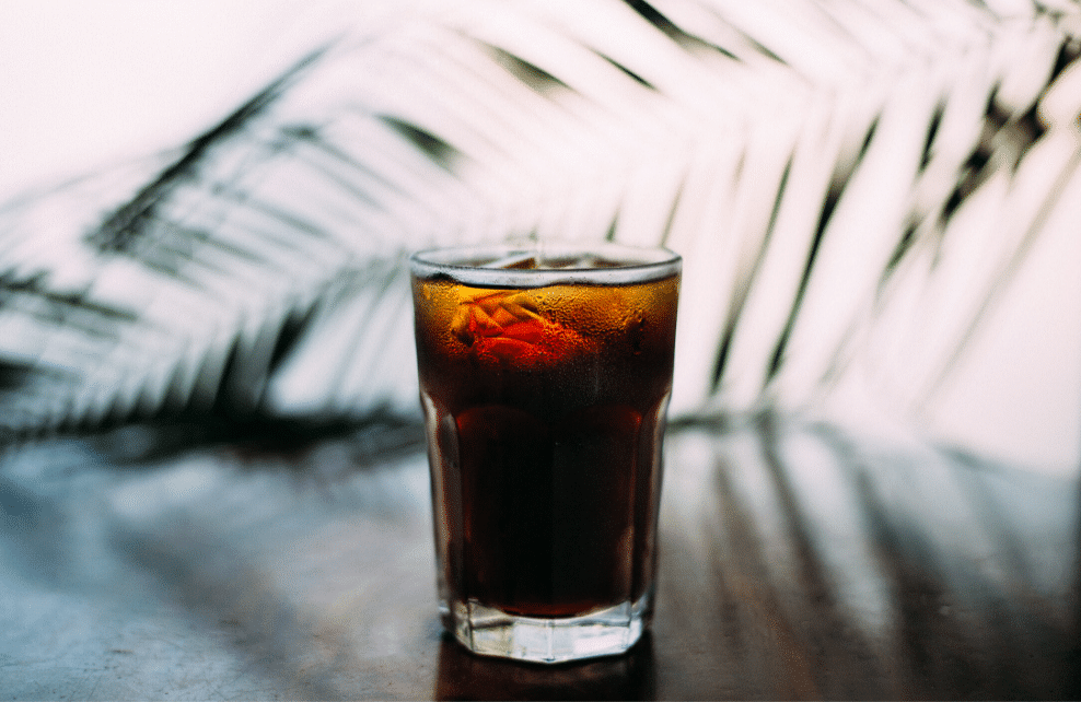 Les sodas sont bourrés de sucre