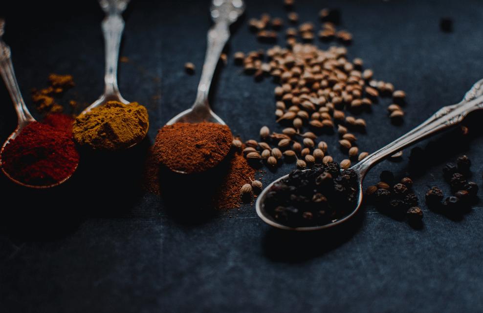 Des épices bonnes pour la santé