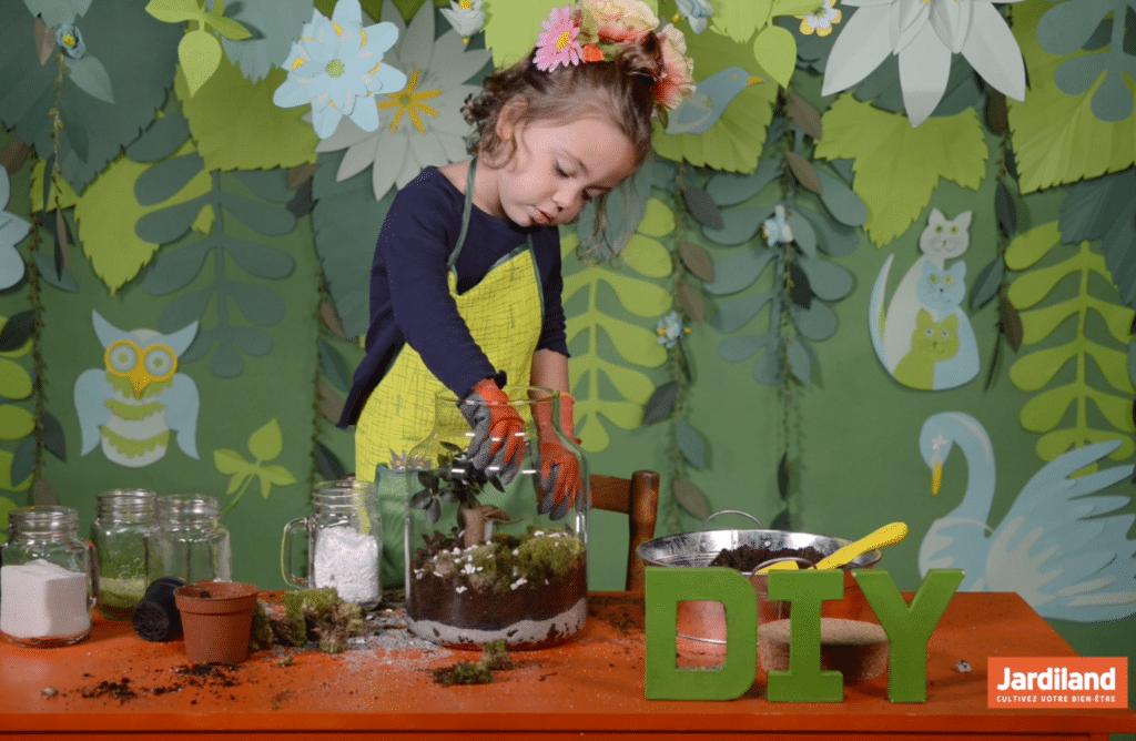 #DIY : Créer un terrarium dans un bocal fermé