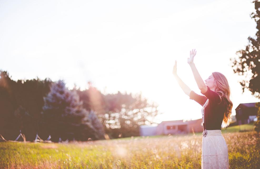 Une retraite spirituelle et chic à la campagne