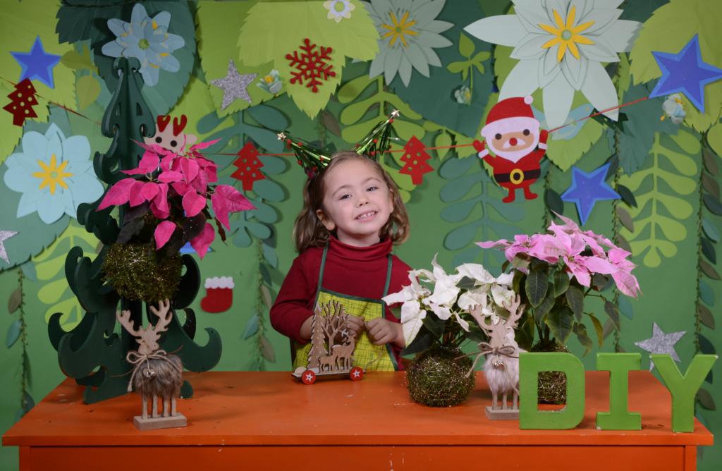 #DIY : Créer des boules de Noël fleuries