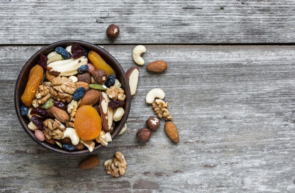 6 bonnes raisons de manger des fruits secs en hiver