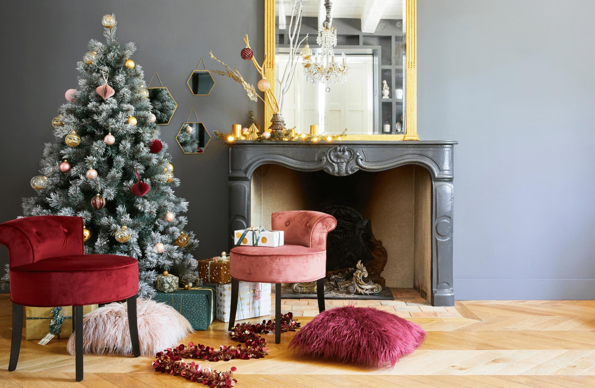 3 tendances déco à adopter pour Noël
