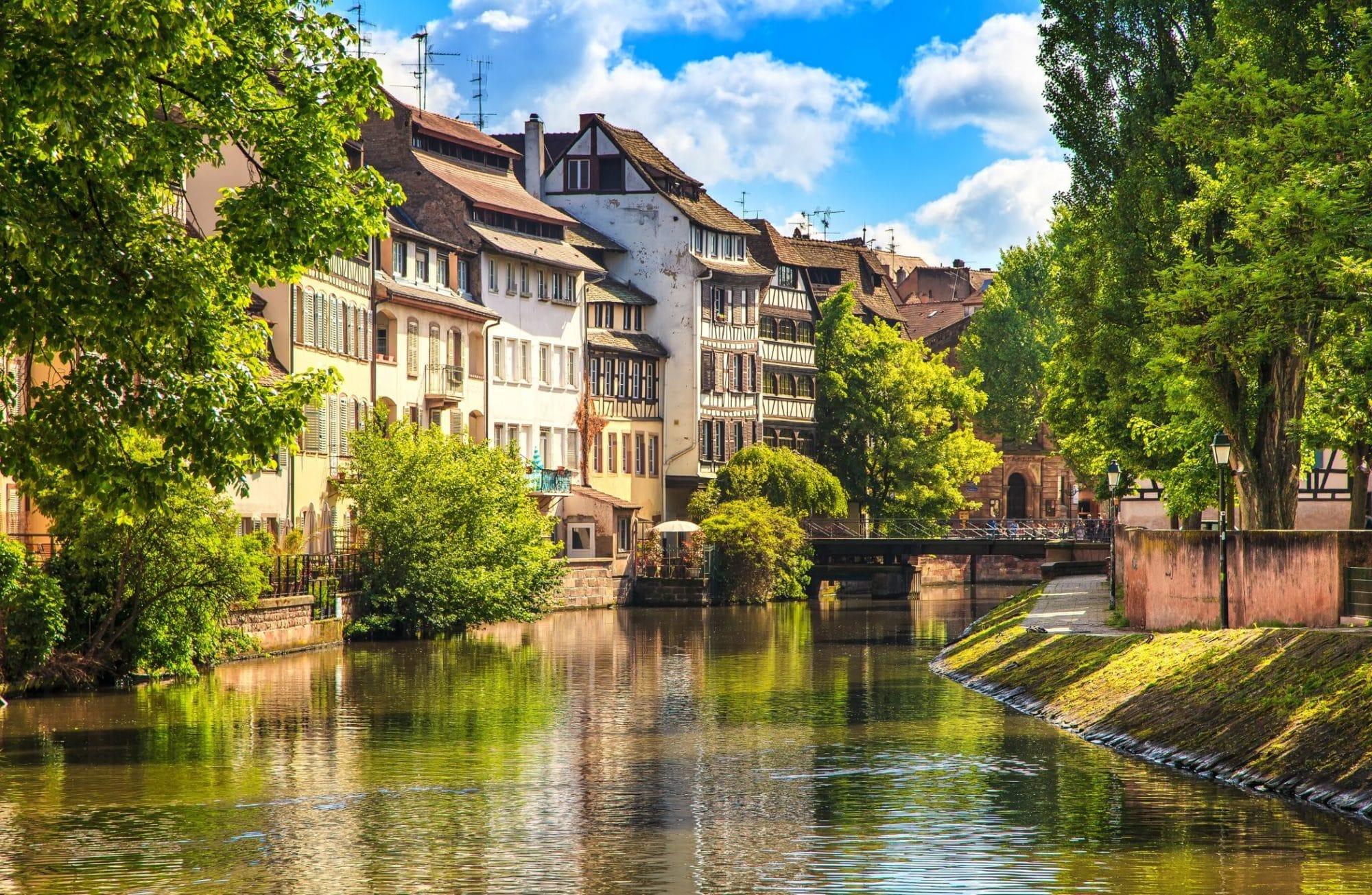 Les 10 villes les plus vertes de France
