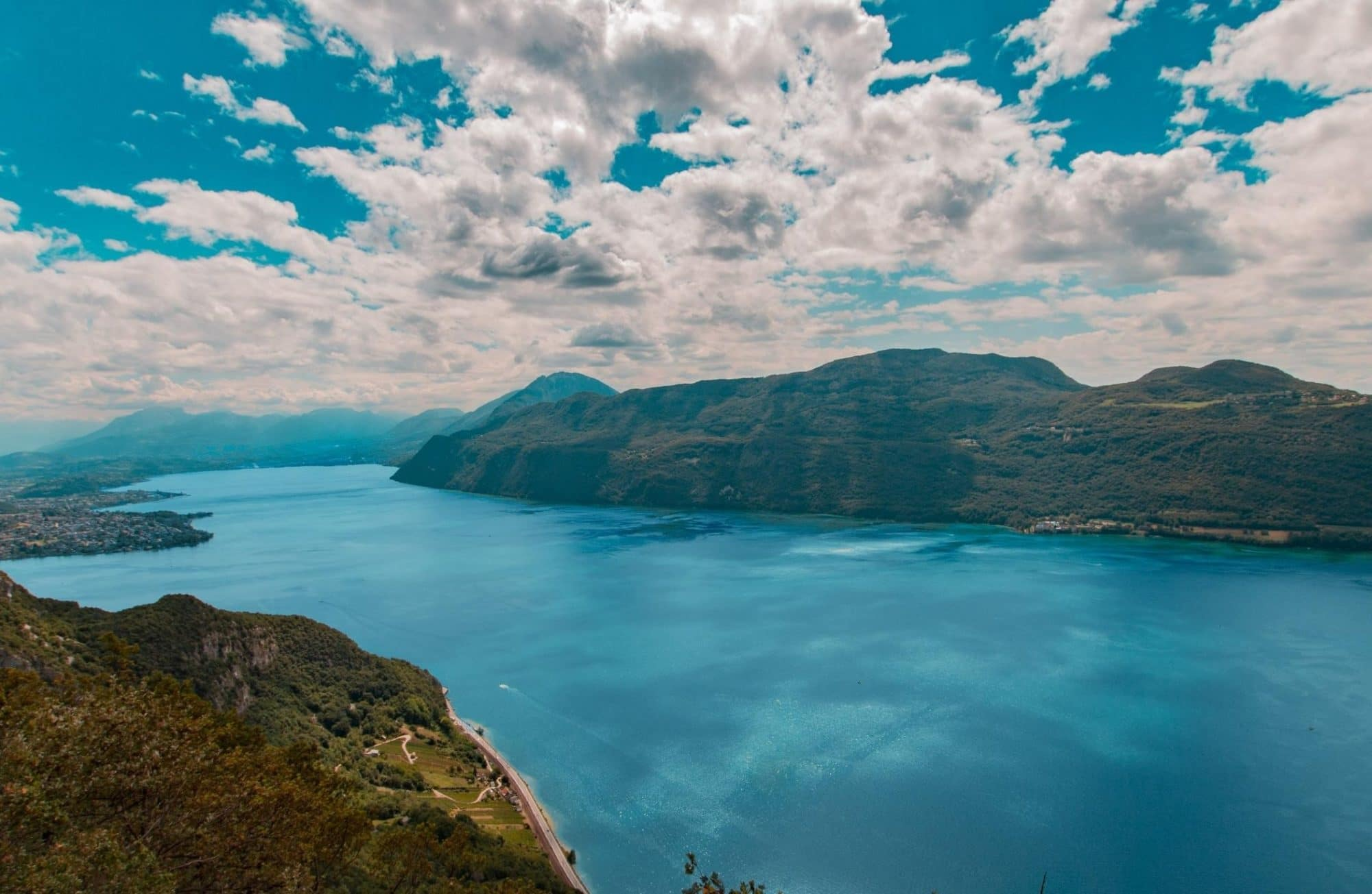 Les plus beaux lacs où se baigner en France