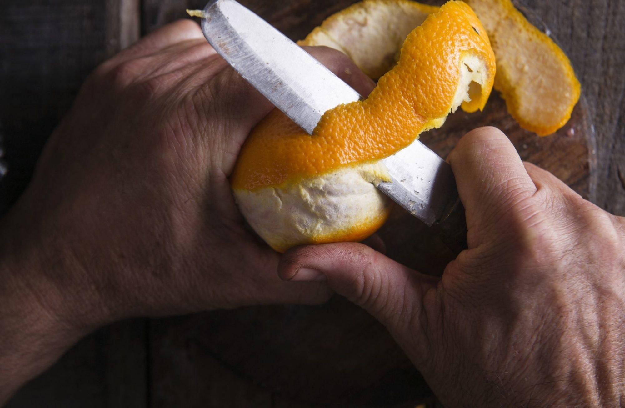 6 astuces pour réutiliser vos épluchures d'agrumes