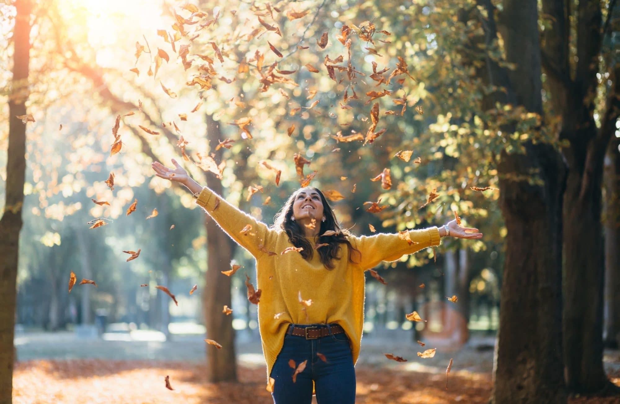 6 conseils pour garder la forme en automne