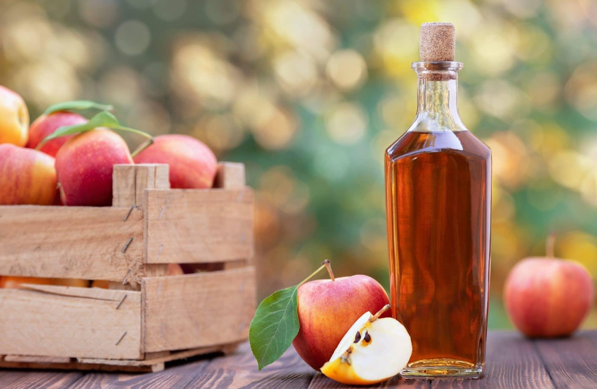(Re)découvrez le vinaigre de cidre, ce condiment qui vous veut du bien !